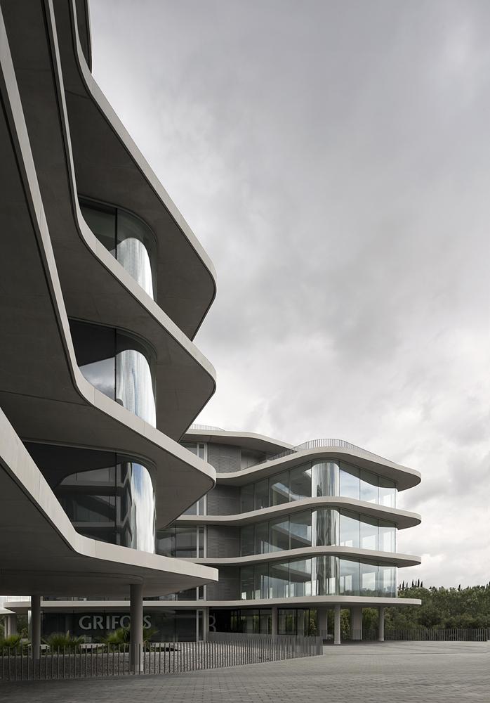 TdB Arquitectura Grifols