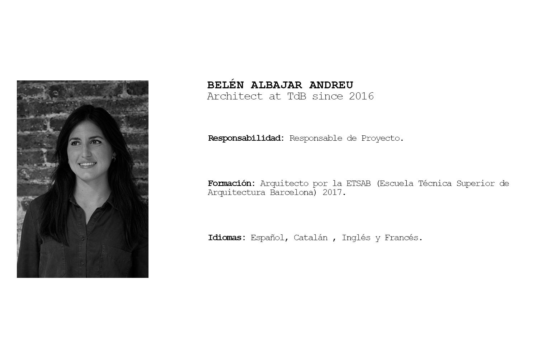 Belén Albajar Andreu