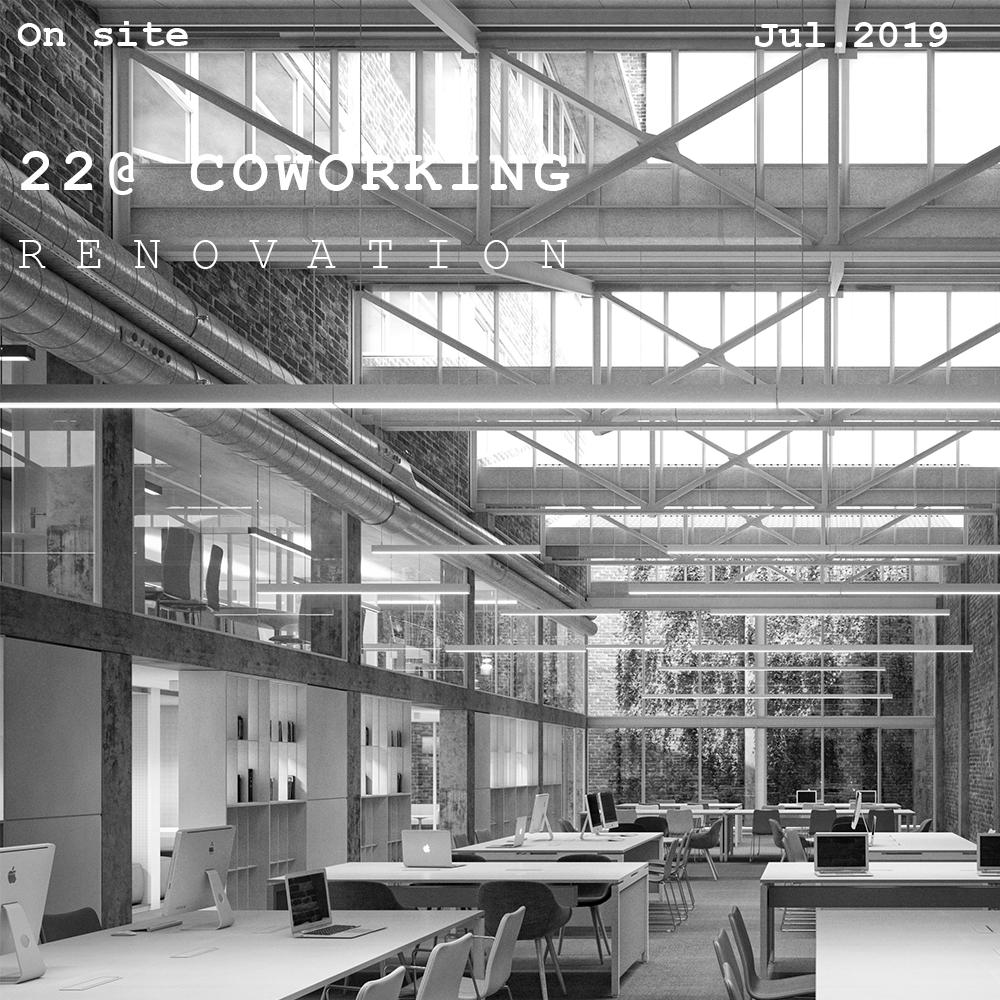 TdB Arquitectura Coworking