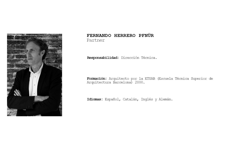 TdB Arquitectura Fernando Herrero
