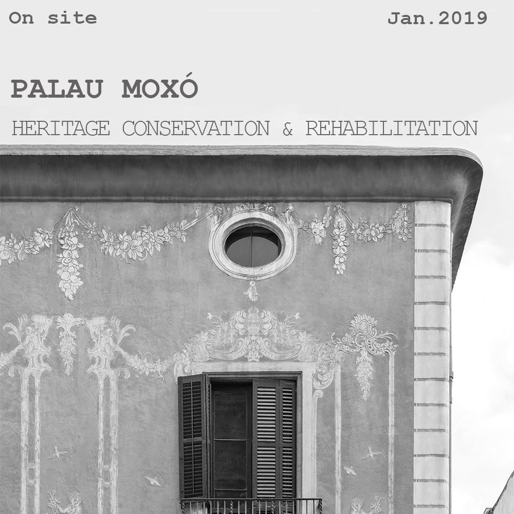 TdB Arquitectura Palau Moxó