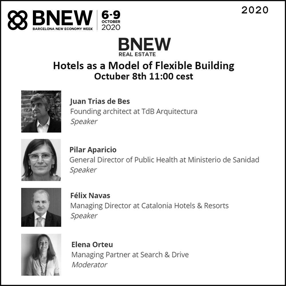 BNEW 2020 Juan Trias De Bes TdB Arquitectura