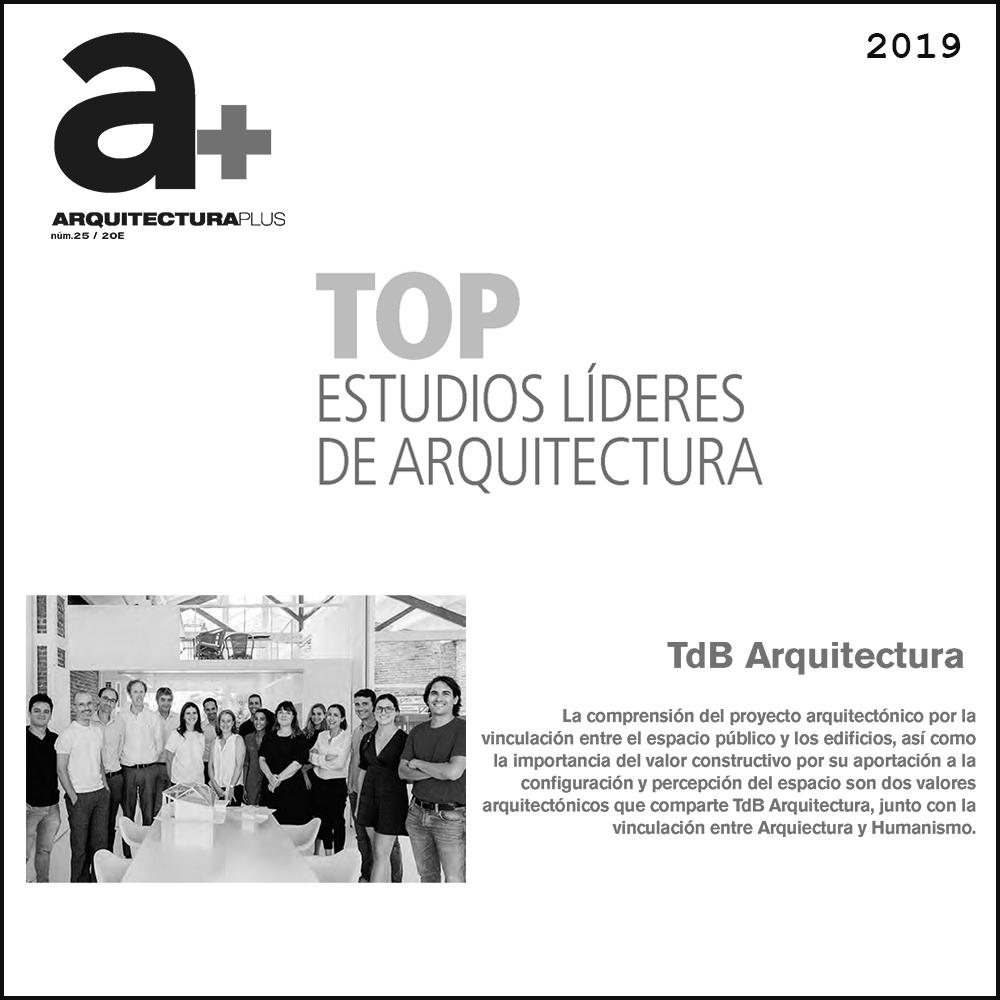 Revista APlus TdB Arquitectura