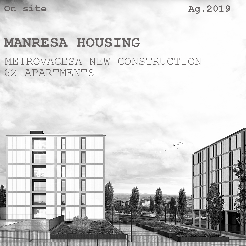 Manresa Housing TdB Arquitectura Metrovacesa
