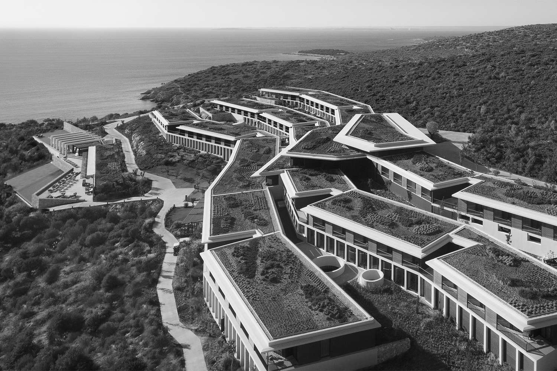 Kaplankaya Six Senses Wellness Resort TdB Arquitectura